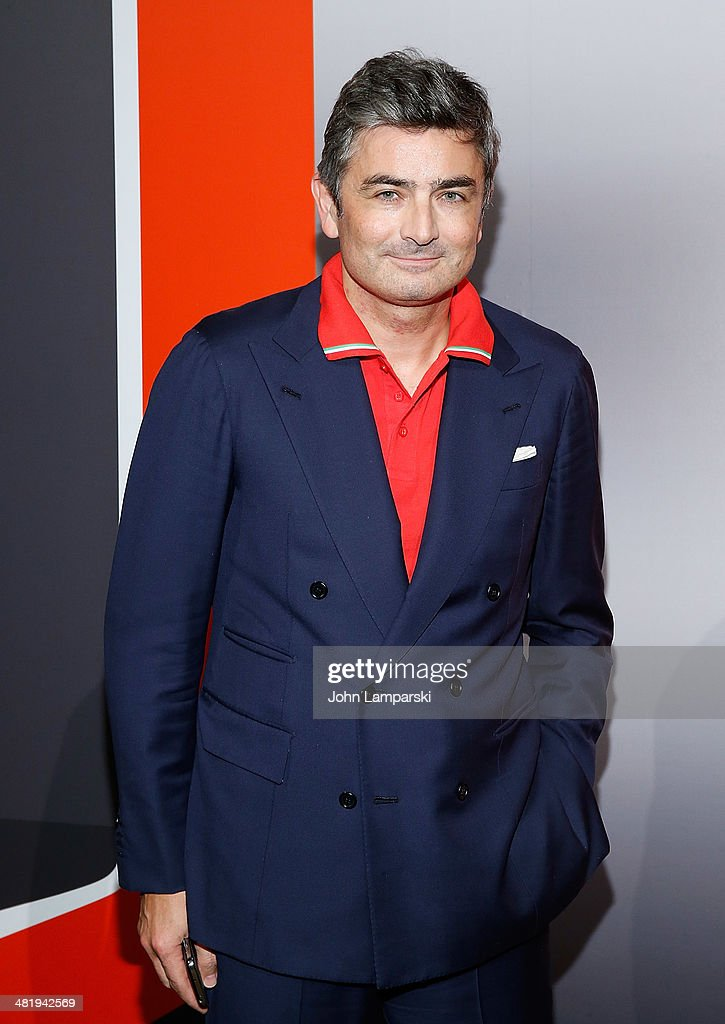 Marco Mattiacci attends The New Museum Annual Spring Gala at Cipriani Wall Street on April 1, 2014 in New York City.