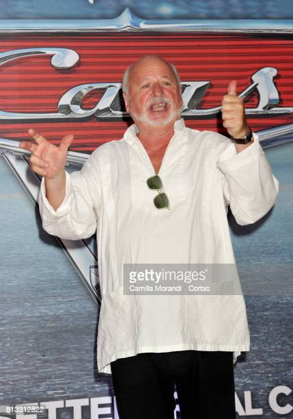 Marco Messeri attends a photocall for Cars 3 on July 12 2017 in Rome Italy