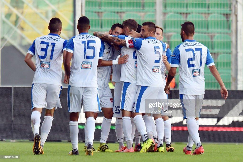 US Citta di Palermo v Novara Calcio - Serie B