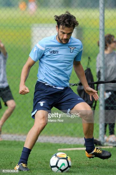 Marco Parolo of SS Lazio during the SS Lazio Training Camp on August 3 2017 in Walchsee Austria