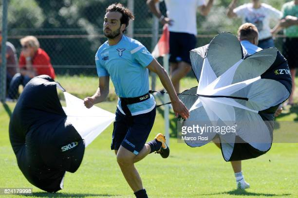 Marco Parolo of SS Lazio during the SS Lazio Training Camp on July 29 2017 in Walchsee Austria