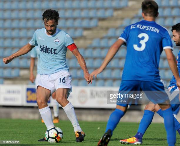 Marco Parolo of SS Lazio in action during the preseason friendly match between SS Lazio and FC Kufstein on August 1 2017 in Kufstein Austria