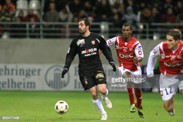 Marco RAMOS Reims / Lens 17eme journee de Ligue 2