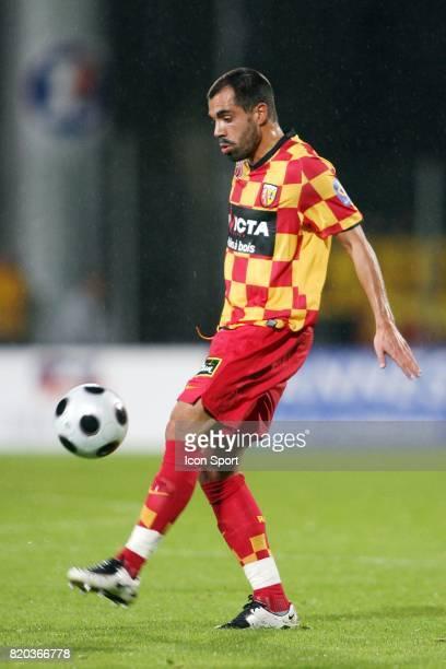 Marco RAMOS Vannes / Lens 2eme journee de Ligue 2