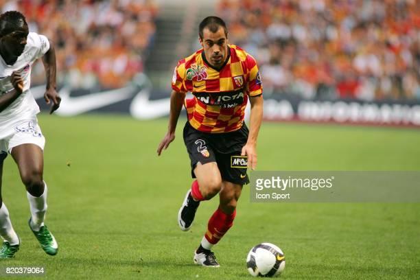 Marco RAMOS Lens / Chateauroux 3e journee Ligue 2