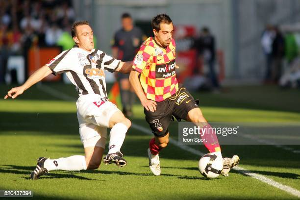 Marco RAMOS Lens / Angers 8e journee Ligue 2