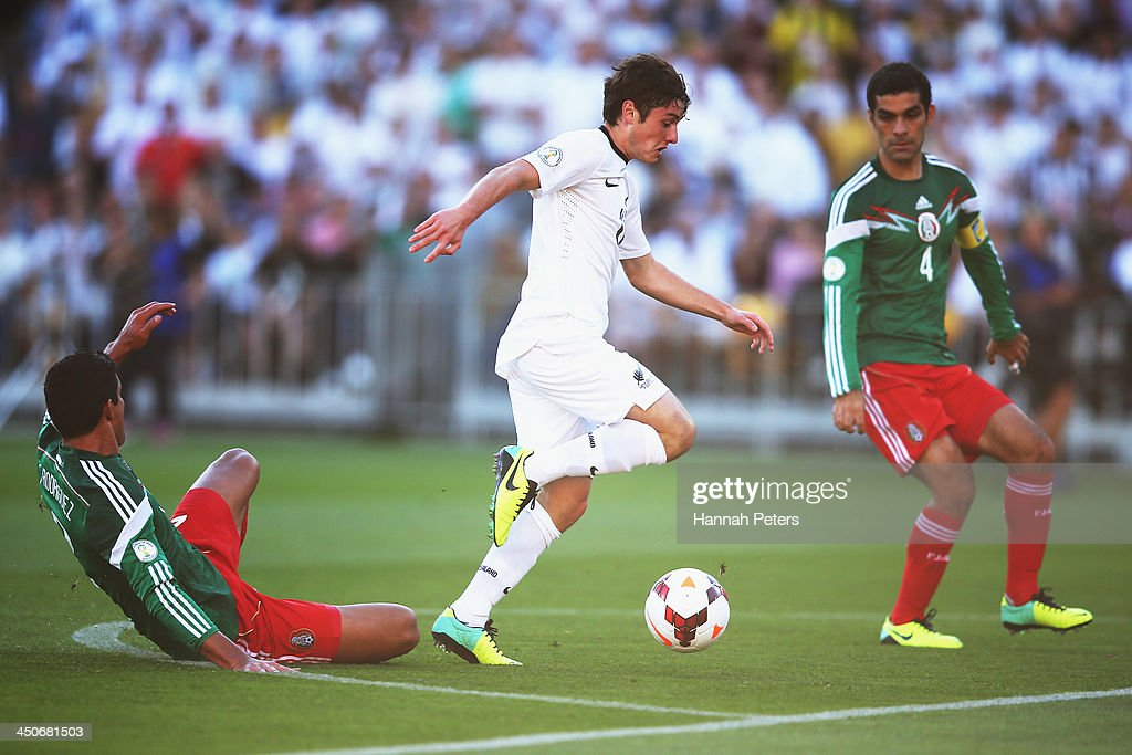 New Zealand v Mexico: FIFA World Cup Qualifier: Leg 2