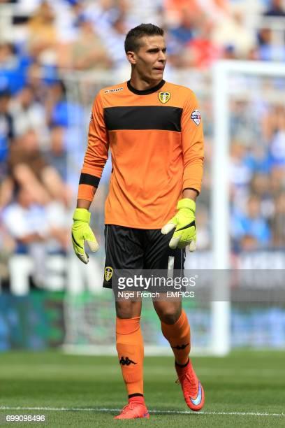 Marco Silvestri Leeds United goalkeeper