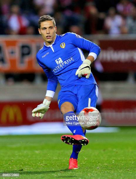 Marco Silvestri Rotherham United