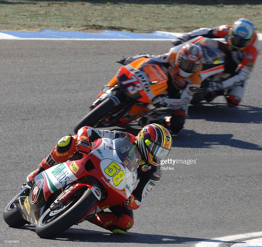 Estoril Moto Grand Prix 2006 - Free Training Session - October 13, 2006