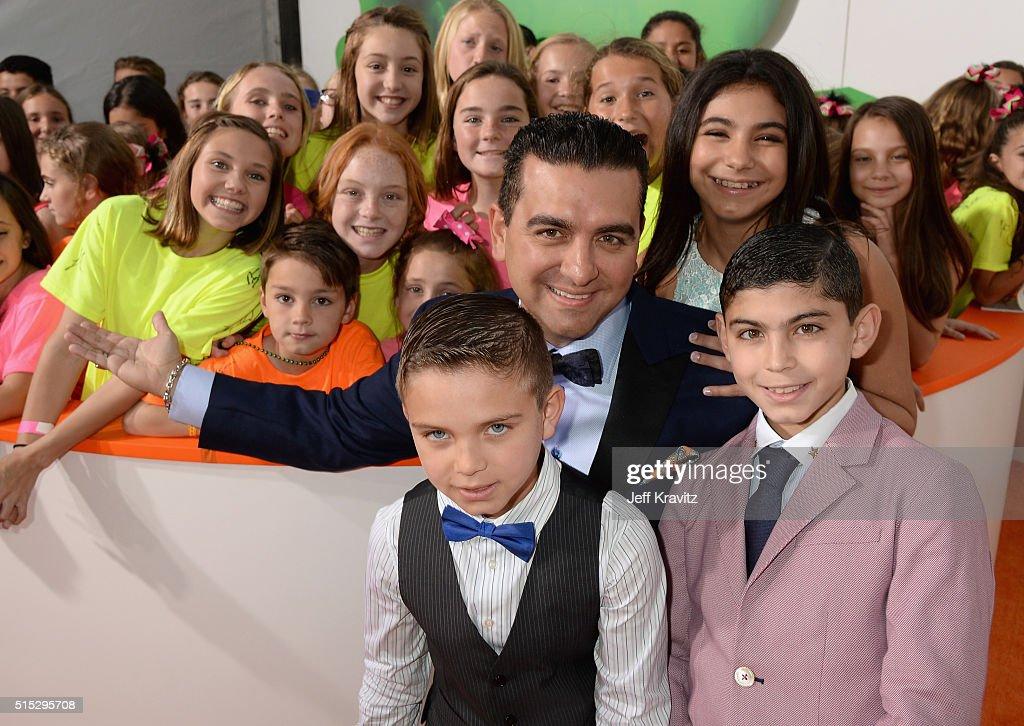 Nickelodeon's 2016 Kids' Choice Awards - Red Carpet ...
