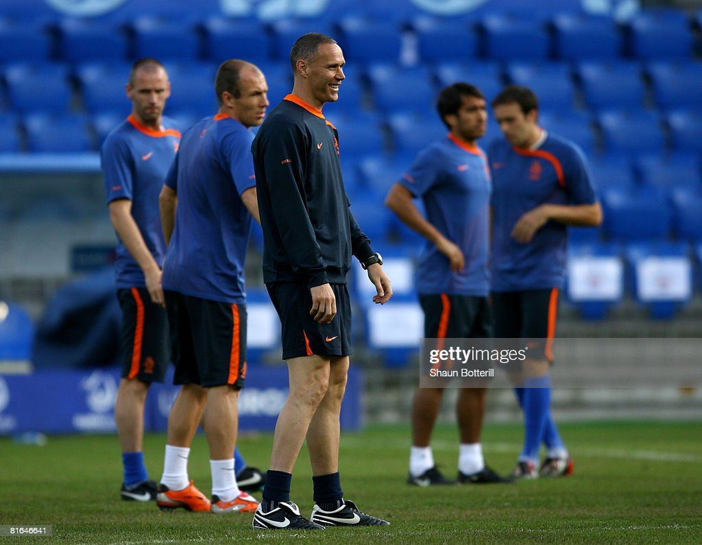 Euro 2008 Netherlands Training s and
