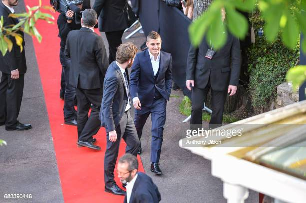 Marco Verratti of PSG during the ceremony for the UNFP Trophy Awards on May 15 2017 in Paris France