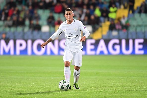 Ludogorets v Paris Saint Germain - UEFA Champions League : News Photo