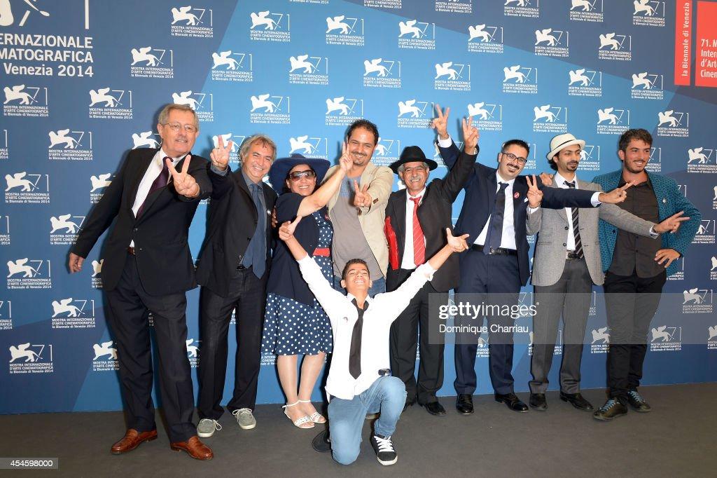 Marco Visalberghi Director and producer Khaled Soliman director and producer Antonio Augugliaro director and producer Gabriele Del Grande and guests...