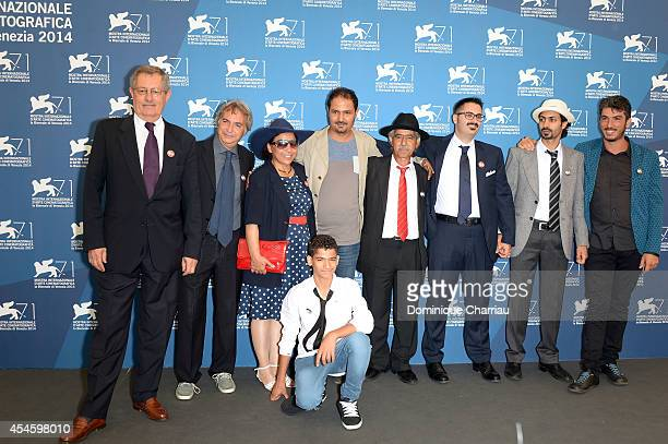 Marco Visalberghi Director and producer Khaled Soliman director and producer Antonio Augugliaro director and producer Gabriele Del Grande and guests...