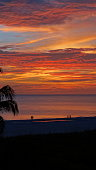 The gorgeous paradise sunsets on Marco Island.