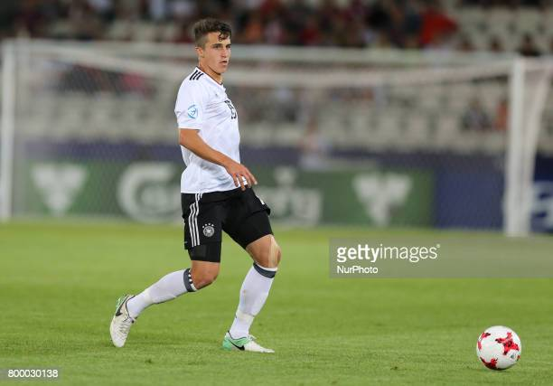MarcOliver Kempf during the UEFA European Under21 Championship Group C match between Germany and Denmark at Krakow Stadium on June 21 2017 in Krakow...