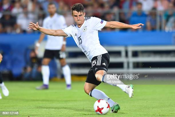 MarcOliver Kempf during the UEFA European Under21 final match between Germany and Spain on June 30 2017 in Krakow Poland