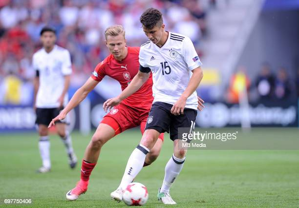 MarcOliver Kempf during the UEFA European Under21 match between Germany and Czech Republic on June 18 2017 in Tychy Poland