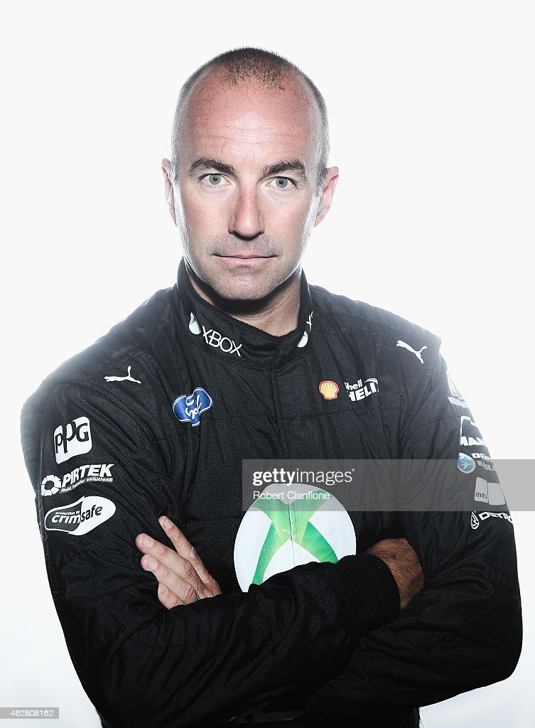 2015 V8 Supercars Driver Portrait Session