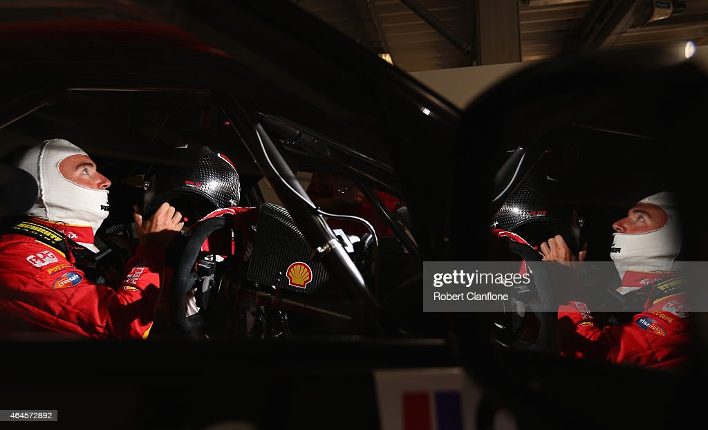 V8 Supercars Clipsal 500 - Practice And Qualifying