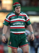 Marcos Ayerza of Leicester Tigers during the AVIVA Premiership match between Leicester Tigers and Northampton Saints at Welford Road on December 3...
