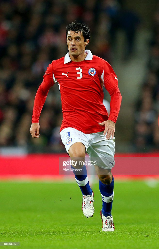 England v Chile - International Friendly