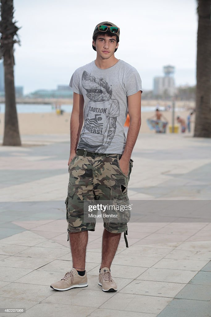 Street style in catalonia getty images - Marcos catalan ...