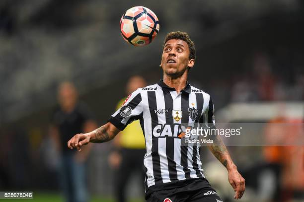 Marcos Rocha of Atletico MG a match between Atletico MG and Jorge Wilstermann as part of Copa Bridgestone Libertadores 2017 at Mineirao Stadium on...