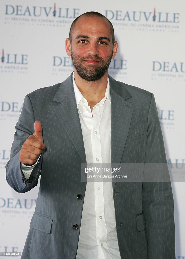 Marcos Siega during 31st American Film Festival of Deauville - Pretty Persuasion Photocall at CID in Deauville, France.