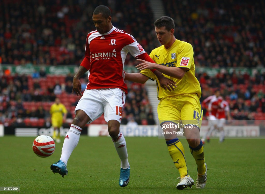 Middlesbrough v Cardiff City