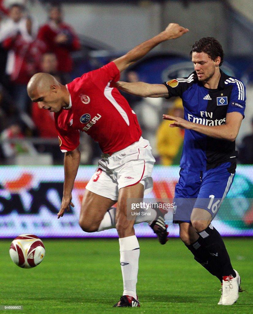 Hapoel Tel-Aviv v Hamburger SV - UEFA Europa League