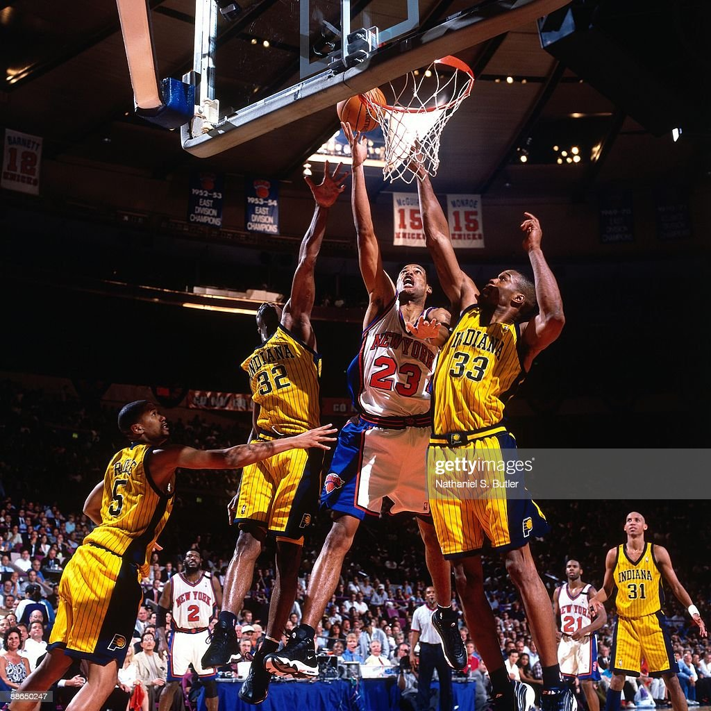 1999 Eastern Conference Finals Game 4 Indiana Pacers vs New