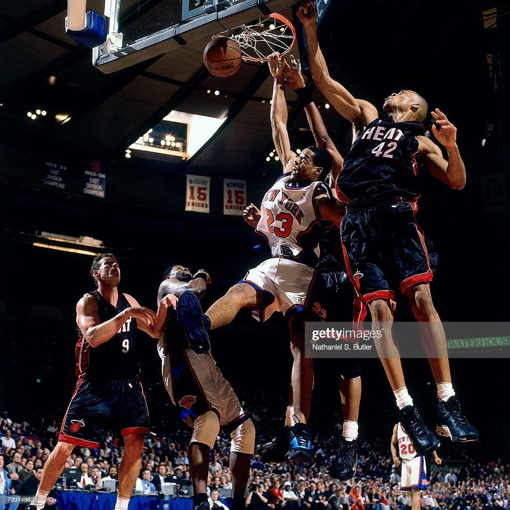 Miami Heat vs New York Knicks