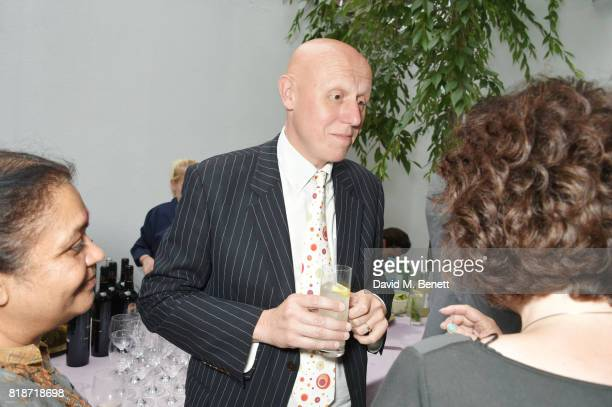 Marcus Davey attends the Mayor of London's Summer Culture Reception on July 18 2017 in London England