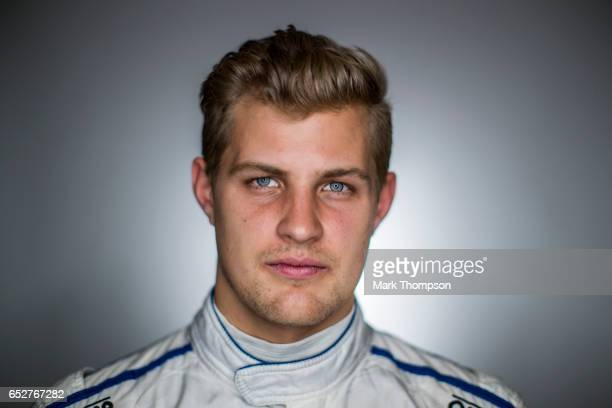 Marcus Ericsson of Sweden and Sauber F1 poses for a portrait during day three of Formula One winter testing at Circuit de Catalunya on March 9 2017...