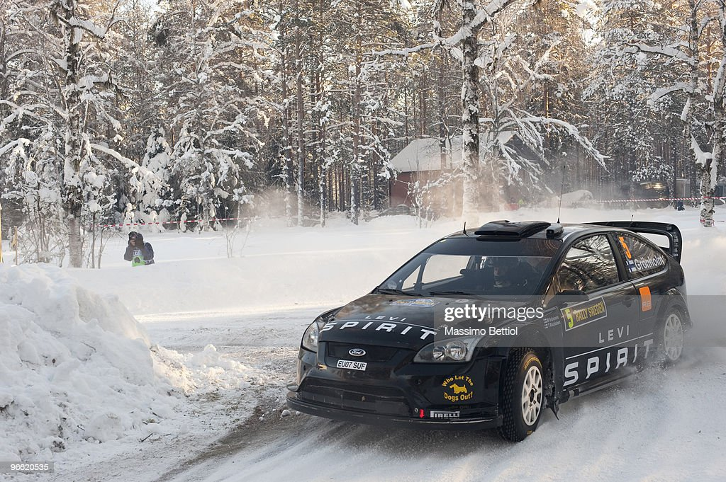 FIA World Rally Championship Sweden - Stage One