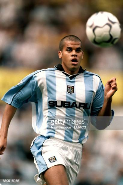 Marcus Hall Coventry City