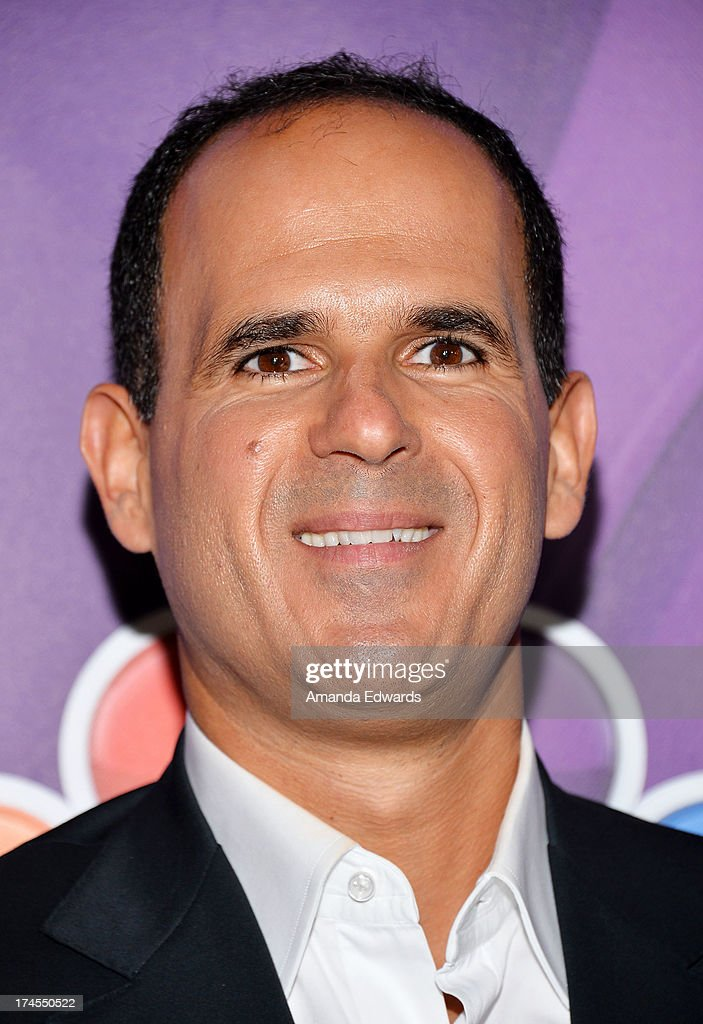 Marcus Lemonis arrives at the 2013 Television Critics Association's Summer Press Tour - NBC Party at The Beverly Hilton Hotel on July 27, 2013 in Beverly Hills, California.