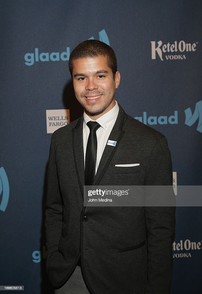 Marcus Lovingood attends the 24th Annual GLAAD Media Awards at the Hilton San Francisco - Union Squareon May 11, 2013 in San Francisco, California.