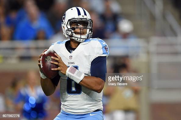 Tennessee Titans v Detroit Lions : News Photo