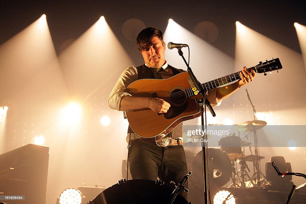 <a gi-track='captionPersonalityLinkClicked' href=/galleries/search?phrase=Marcus+Mumford&family=editorial&specificpeople=5385533 ng-click='$event.stopPropagation()'>Marcus Mumford</a> of Mumford And Sons performs at the Susquehanna Bank Center February 16, 2013 in Camden, New Jersey.