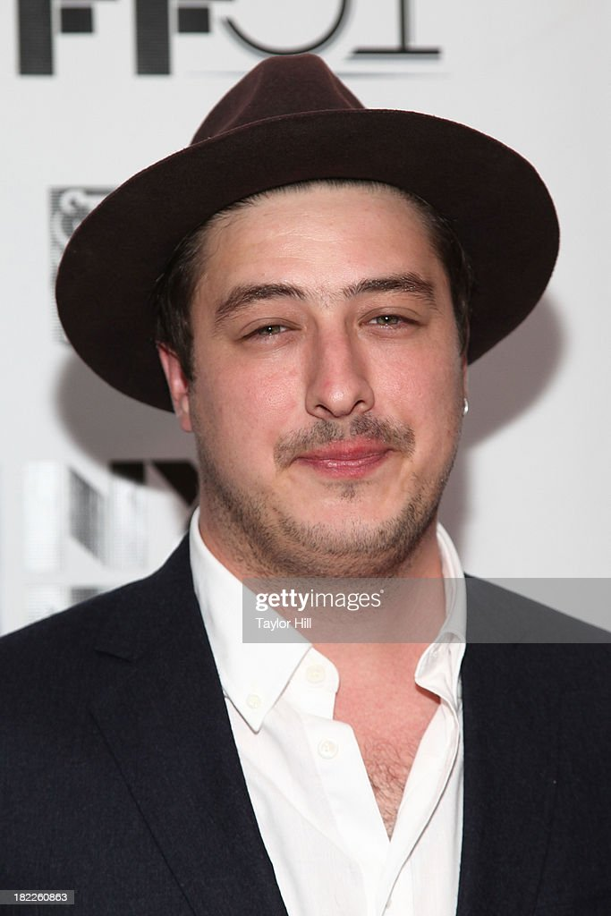<a gi-track='captionPersonalityLinkClicked' href=/galleries/search?phrase=Marcus+Mumford&family=editorial&specificpeople=5385533 ng-click='$event.stopPropagation()'>Marcus Mumford</a> of Mumford & Sons attends the 'Inside Lleywn Davis' permiere during the 51st New York Film Festival at Alice Tully Hall at Lincoln Center on September 28, 2013 in New York City.