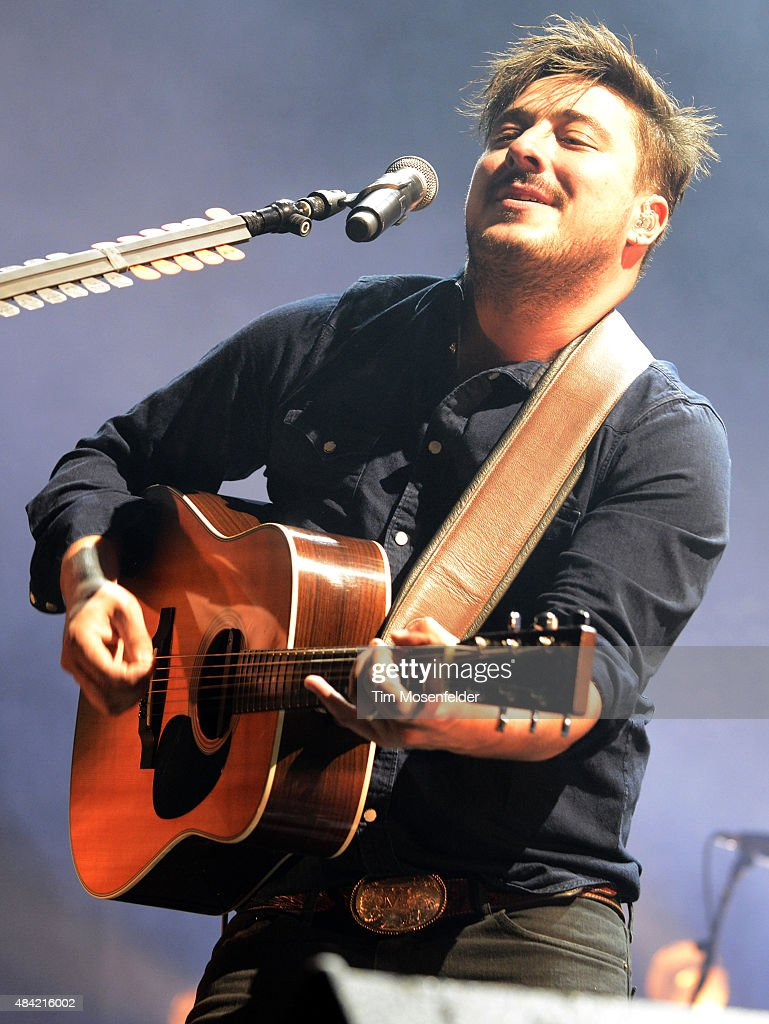 <a gi-track='captionPersonalityLinkClicked' href=/galleries/search?phrase=Marcus+Mumford&family=editorial&specificpeople=5385533 ng-click='$event.stopPropagation()'>Marcus Mumford</a> of Mumford & Sons performs during the Gentlemen of the Road Stopover on August 15, 2015 in Walla Walla, Washington.