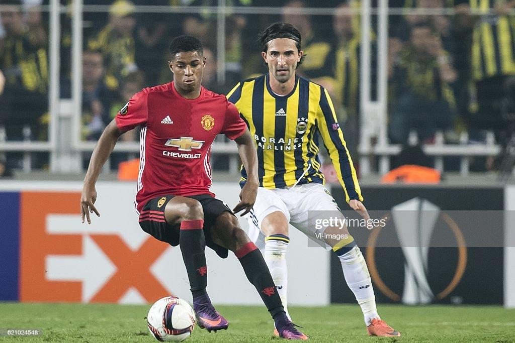 UEFA Europa League'Fenerbahce SK v Manchester United' : News Photo