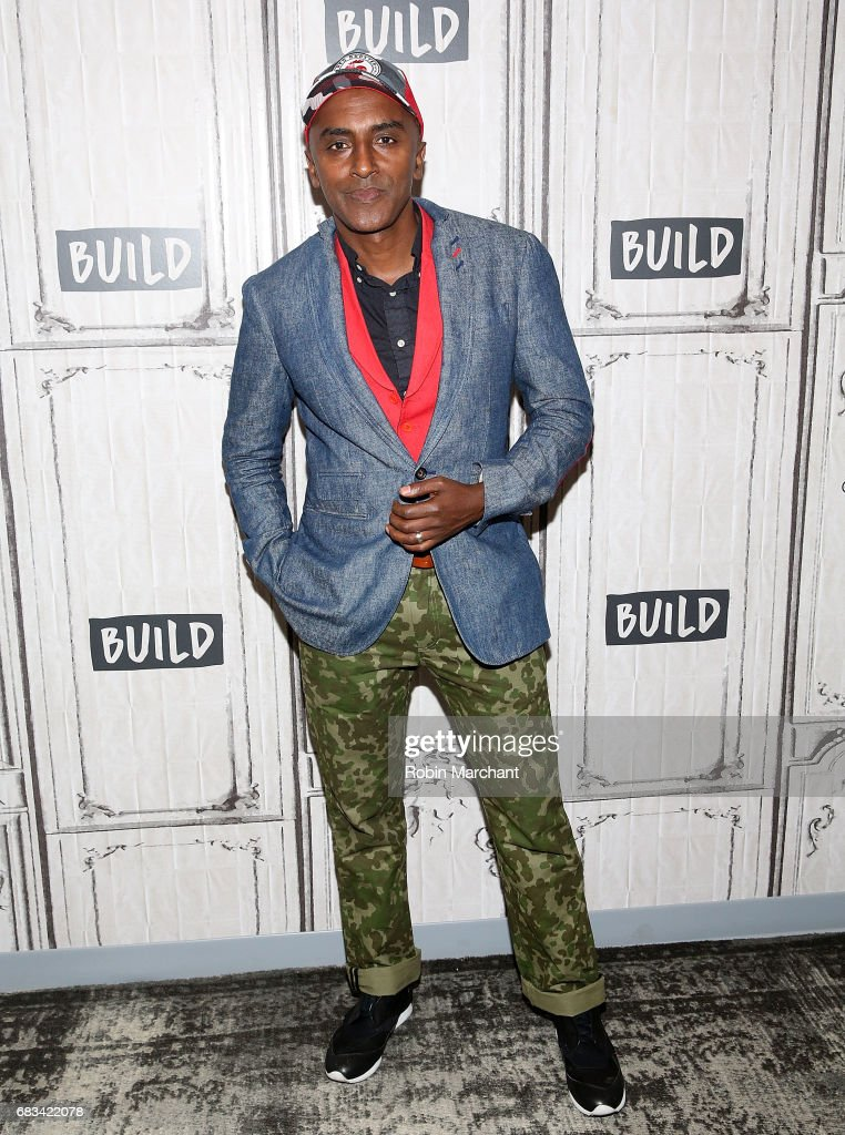 Build Presents Marcus Samuelsson And Herb Karlitz Discussing The Harlem EatUp! Festival