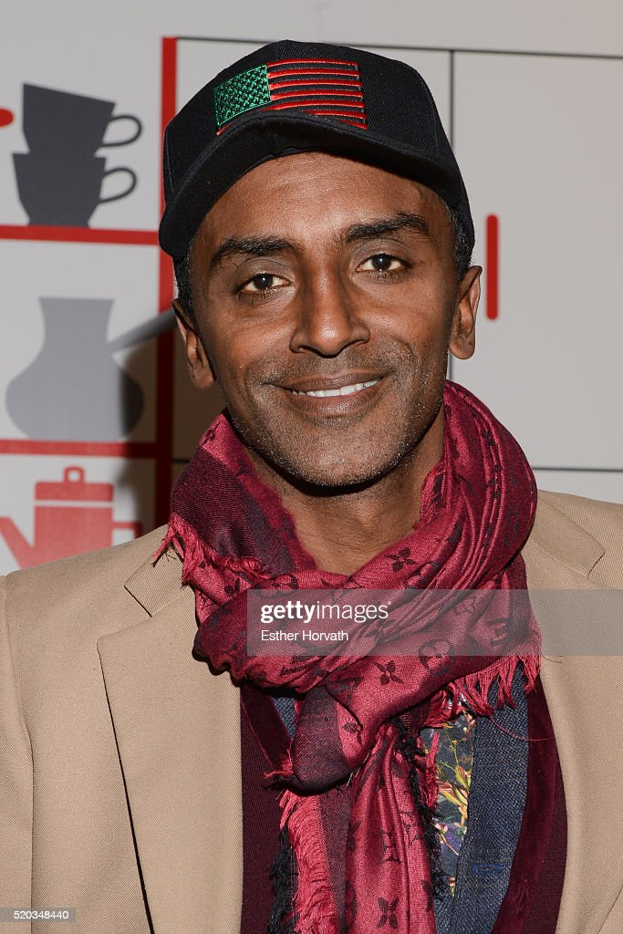 Marcus Samuelsson Visits Macy's Herald Square To Celebrate Harlem EatUp!