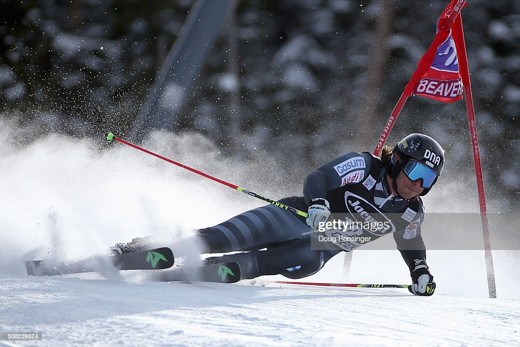 <a gi-track='captionPersonalityLinkClicked' href=/galleries/search?phrase=Marcus+Sandell&family=editorial&specificpeople=4153799 ng-click='$event.stopPropagation()'>Marcus Sandell</a> of Finland makes a recovery as he skis the course during the first run of the giant slalom at the 2015 Audi FIS Ski World Cup on December 6, 2015 in Beaver Creek, Colorado.