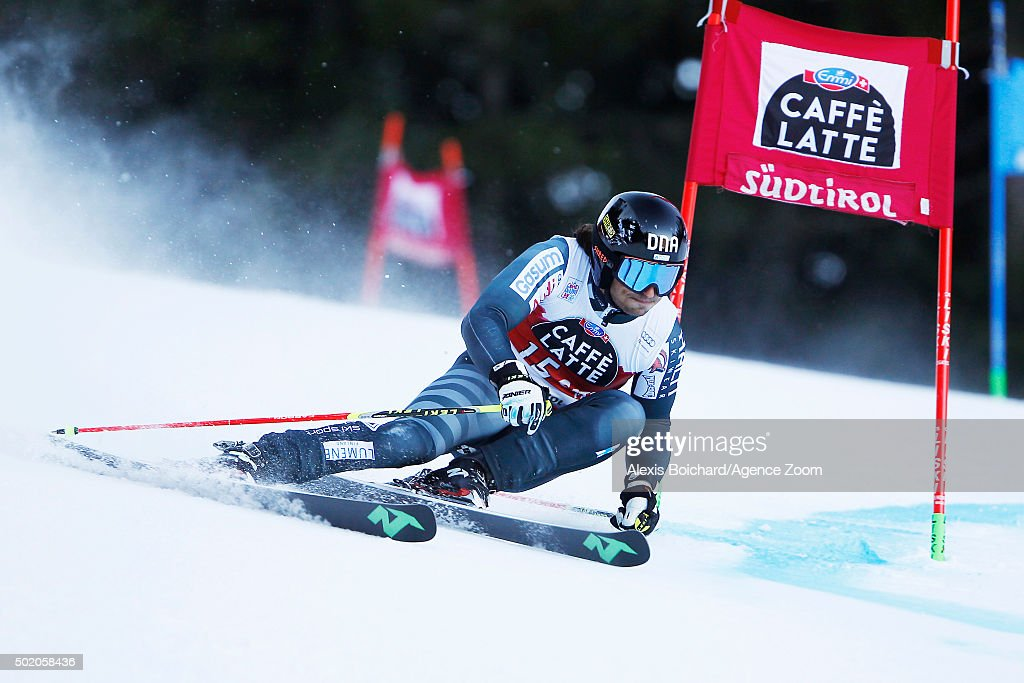 <a gi-track='captionPersonalityLinkClicked' href=/galleries/search?phrase=Marcus+Sandell&family=editorial&specificpeople=4153799 ng-click='$event.stopPropagation()'>Marcus Sandell</a> of Finland of Pays competes during the Audi FIS Alpine Ski World Cup Men's Giant Slalom on December 20, 2015 in Alta Badia, Italy.